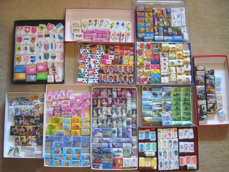 Zuckerwürfel Serien